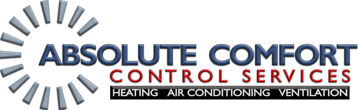 HVAC Contractor  Absolute Comfort Control Services Logo
